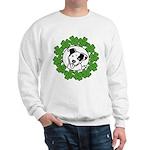St Patty's Poppy Sweatshirt