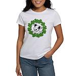 St Patty's Poppy Women's T-Shirt