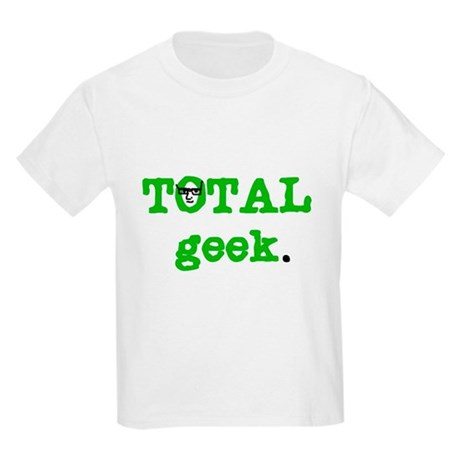 Total Geek Kids T-Shirt