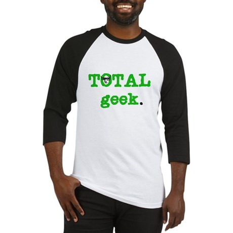 Total Geek Baseball Jersey