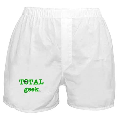 Total Geek Boxer Shorts