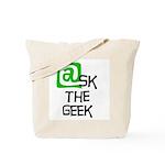 @sk the Geek Tote Bag