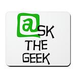 @sk the Geek Mousepad