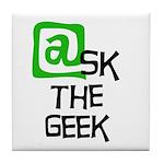 @sk the Geek Tile Coaster