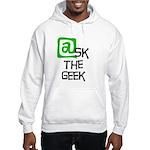 @sk the Geek Hooded Sweatshirt