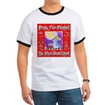 Pray For Peace The Whole Worl Ringer T