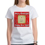 Glorious Christmas Tree Women's T-Shirt
