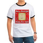 Glorious Christmas Tree Ringer T