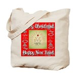 Glorious Christmas Tree Tote Bag