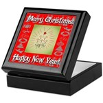 Glorious Christmas Tree Keepsake Box