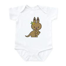 Katie Kangaroo Infant Creeper