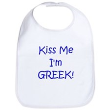 Unique Greek baby Bib