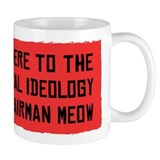 Chairman Meow - Radical Ideology Small Mug