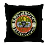 Funny Vietnam 1967 Throw Pillow