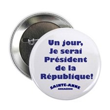 "Cute Saint anne 2.25"" Button (10 pack)"