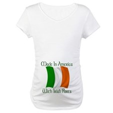 Made in America with Irish Parts Shirt