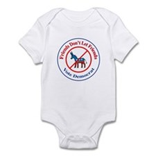 Anti-Democrat Infant Bodysuit