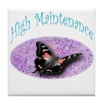 High Fashion Tile Coaster