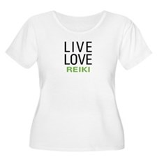 Live Love Reiki T-Shirt