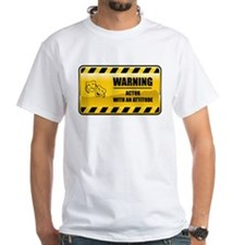 Warning Actor Shirt