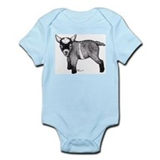 Pygmy Goat Kid Infant Baby Creeper