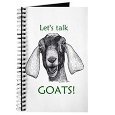 Nubian Goat Journal