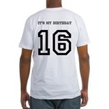 16 Shirt (back view)