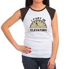 I Fart In Elevators Tee