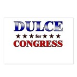 DULCE for congress Postcards (Package of 8)