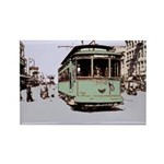 New Orleans Streetcar Rectangle Magnet (100 pack)