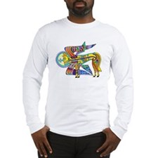 Kells Winged Creature Long Sleeve T-Shirt