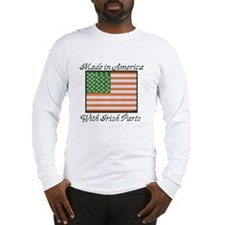 'Made in America' Long Sleeve T-Shirt
