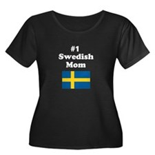#1 Swedish Mom T
