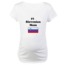 #1 Slovenian Mom Shirt