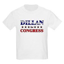 DILLAN for congress T-Shirt