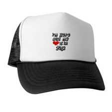 my hearts in Fiji Trucker Hat
