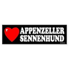 APPENZELLER SENNENHUND Bumper Bumper Sticker