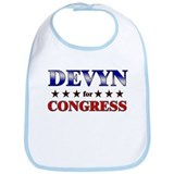 DEVYN for congress Bib