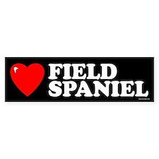 FIELD SPANIEL Bumper Bumper Sticker