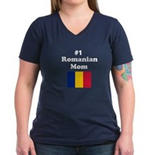 #1 Romanian Mom Shirt