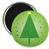 Christmas Tree-Holiday Magnet