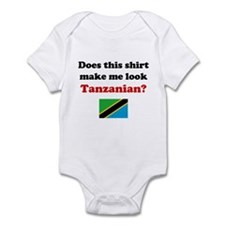 Make Me Look Tanzanian Infant Bodysuit