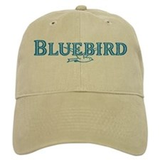 Bluebird Records Baseball Cap
