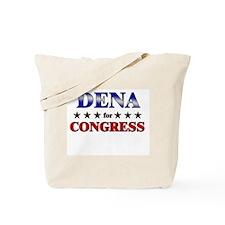 DENA for congress Tote Bag
