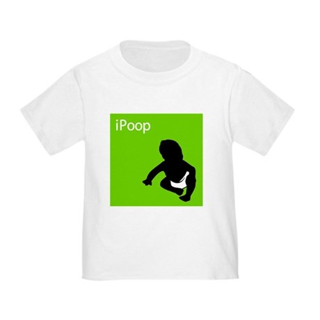 iPoop Toddler T-Shirt