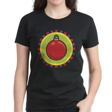 Christmas Ornament Women's Dark T-Shirt