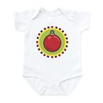 Christmas Ornament Infant Bodysuit