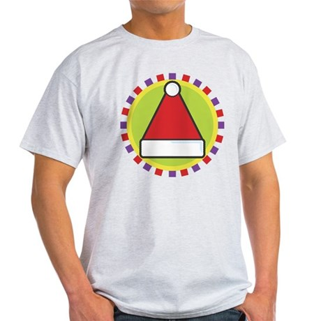 Santa Hat Light T-Shirt
