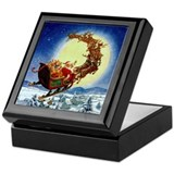 &amp;quot;Merry Christmas To All&amp;quot; Keepsake box