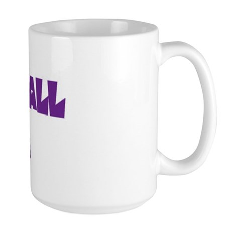 Voleyball mom Large Mug